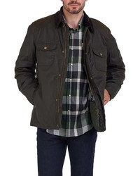 Barbour Dalegarth Water Resistant Waxed Jacket