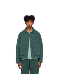 Craig Green Green Line Stitch Worker Jacket