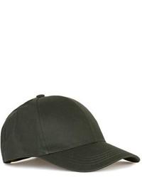 Topman Snapback Cap Green