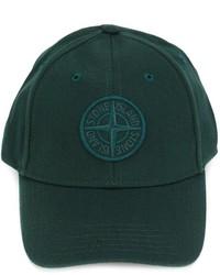 Stone Island Logo Baseball Cap