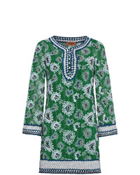 Missoni Embroidered Kaftan Mini Dress