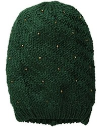 D&Y Knit Studded Beanie