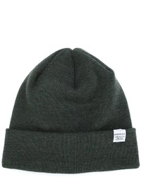 Norse Projects Ribbed Beanie Hat