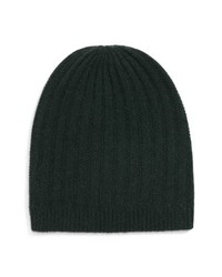 Ribbed cashmere beanie medium 8698218