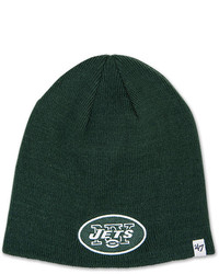 Twin 47 brand new york jets nfl beanie knit medium 125968