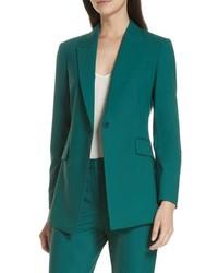 Theory Etienette B Good Wool Suit Jacket