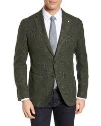 L.B.M. Fit Cotton Blend Sport Coat