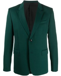 Ami Paris Lined Single Breasted Jacket