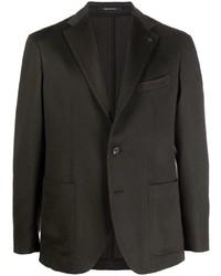 Tagliatore Single Breasted Cashmere Blazer