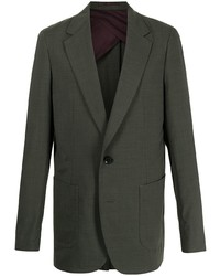 Kolor Single Breasted Fitted Blazer