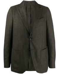 Lardini Tailored Single Breasted Blazer