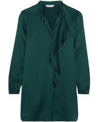 Dark green blouse original 11391425