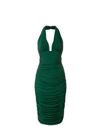 Norma Kamali Halterneck Dress