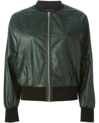 Dark green bomber jacket original 4703227
