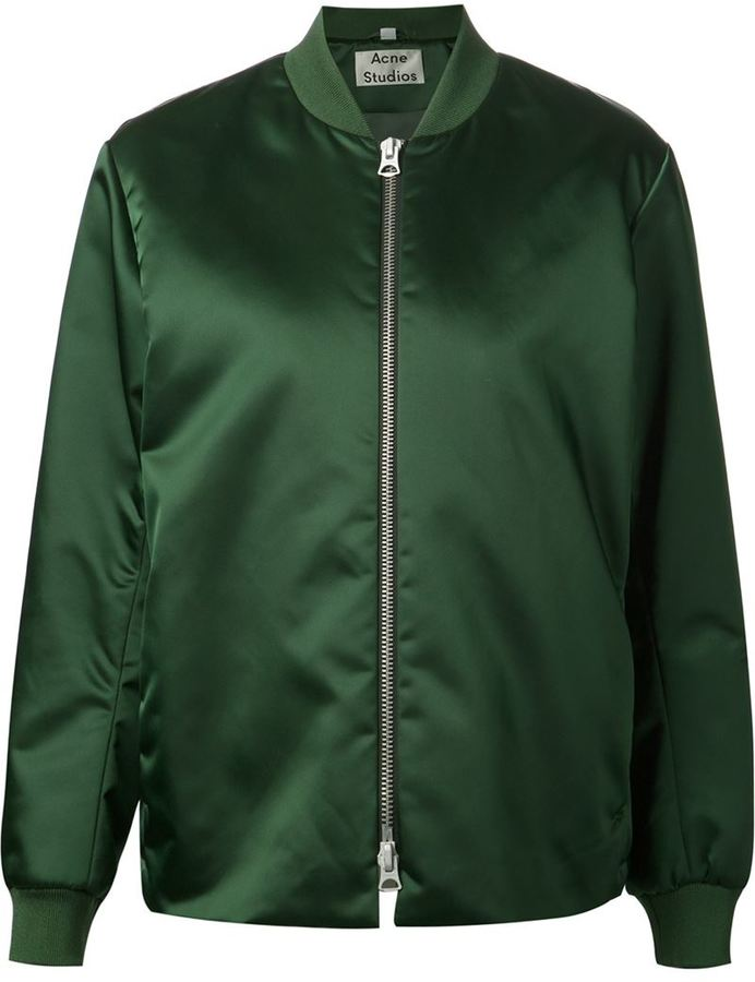 Bomber jackets are to jackets what henleys are to T-shirts. That is to say, for whatever reason, they make you look instantly more handsome. Maybe it's the masculine military vibes, or maybe it's their layering potential, but every dude looks like a better version of himself simply by slipping into one.