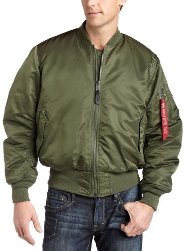 Alpha Industries Ma 1 Bomber Flight Jacket | Where to buy & how to ...