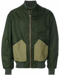 Mr & Mrs Italy Back Compartt Bomber Jacket