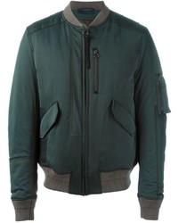 Lanvin classic bomber jacket medium 640704