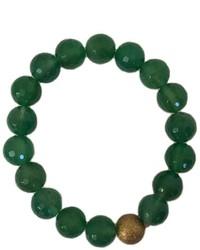 Ali And Bird Jewlery Dark Green Bracelet