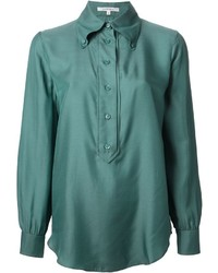 Carven Button Down Blouse