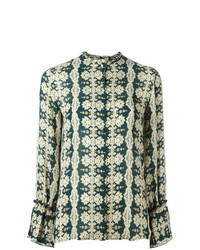 Etro Printed Blouse