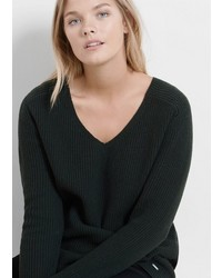 Cotton wool blend sweater medium 418995