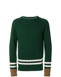 Lanvin Double Stripe Sweater