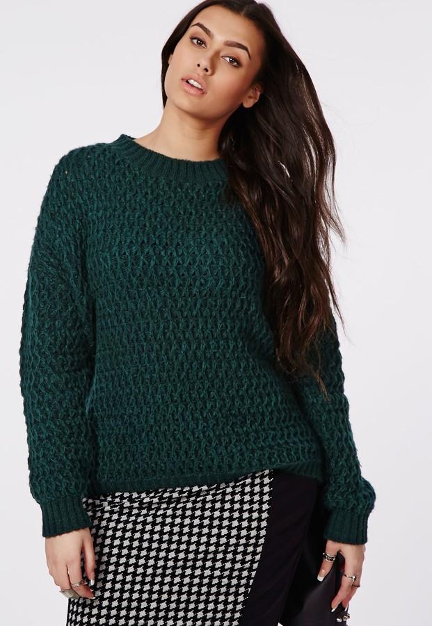 Plus Size Chunky Sweater Insaatmcpgroupco