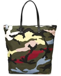 Camouflage shopper tote medium 329148
