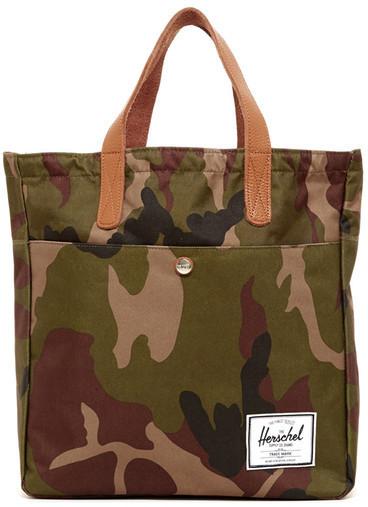 Bags Herschel Supply Co Brohm Woodland Camo Tote