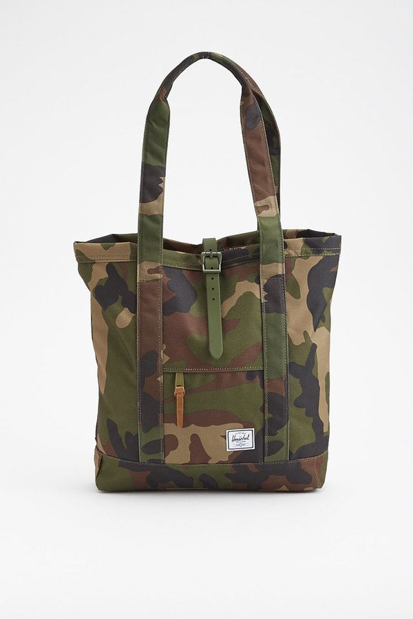 Herschel Supply Co Market Tote Bag | Where to buy & how to wear