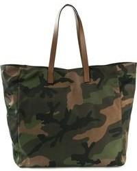 Valentino garavani camouflage tote medium 98902
