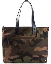 Valentino garavani camouflage tote medium 98903