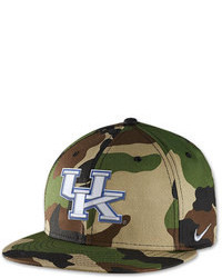 Nike Kentucky Wildcats College Camo Snapback Hat