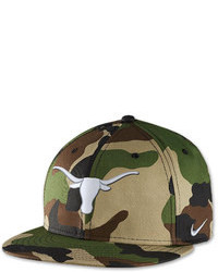 Nike Texas Longhorns College Camo Snapback Hat