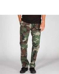 Rothco Slim Chinos Woodland Camo In Sizes 42 32 30 36 34 38 40 For 216800533