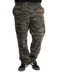 Rothco Tiger Stripe Camo 4 Pocket Slim Fit Chino Pants