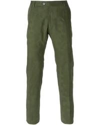 Tonello Camouflage Jacquard Trousers