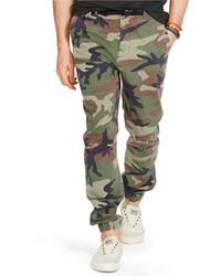 Denim & Supply Ralph Lauren Twill Hiking Chino Jogger Pants