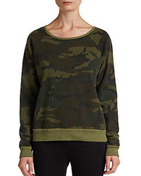 Textile elizabeth and james perfect sweatshirt medium 86603