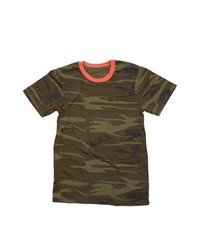 Ily couture camo crush tee medium 116586