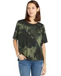 Alternative Apparel Persimmon Dreamstate Venice T Shirt