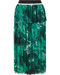 917606afc7 Dark Green Midi Skirts for Women | Women's Fashion | Lookastic.com