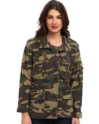 Sam Edelman Camo Army Jacket