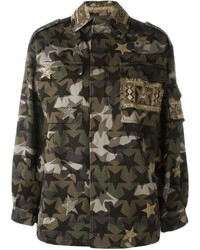 Camustars military jacket medium 684943