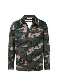 Valentino Rockstud Untitled Jacket