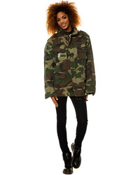 6a609ef593523 Rothco The Woodland Camo Vintage M 65 Field Jacket, $92 | Miss KL ...