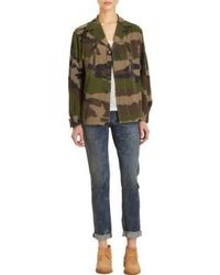 Barneys New York CO-OP Vintage Army Jacket