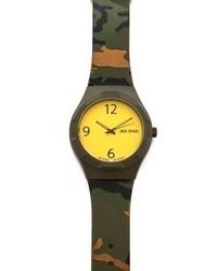 Camo rubber band watch medium 65560