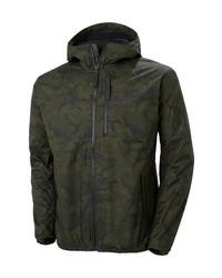 Helly Hansen Belfast Waterproof Packable Hooded Jacket